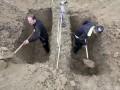 В Словакии прошел чемпионат по скоростному рытью могил