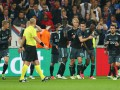 Аякс удержал преимущество над Лионом и вышел в финал Лиги Европы