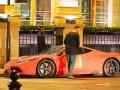 Игрок Астон Виллы схлопотал штраф за просроченную парковку своего Ferrari