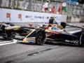Пилот Формулы-Е выиграл квалификацию, финишировав задом