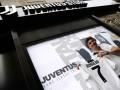 Ювентус начал продажу футболок с именем Роналду