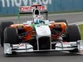 Механиков Force India забросали в Бахрейне коктейлями Молотова