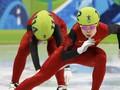 Шорт-трек: Китаянка побеждает с Олимпийским рекордом