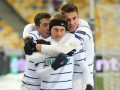 Пушка: Буяльский открыл счет в матче с Брюгге шикарным ударом