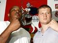 Поветкин: Бой с Сайксом - проверка перед Кличко