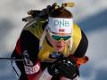 Биатлон: Украина заняла седьмое место в эстафете, победила Норвегия