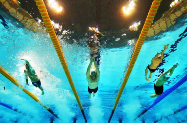 Украинские паралимпийцы выиграли 94 медали на ЧЕ по плаванию