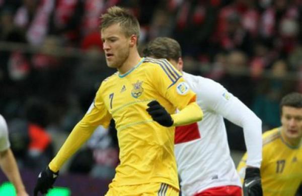 Андрей Ярмоленко подарил Украине победу