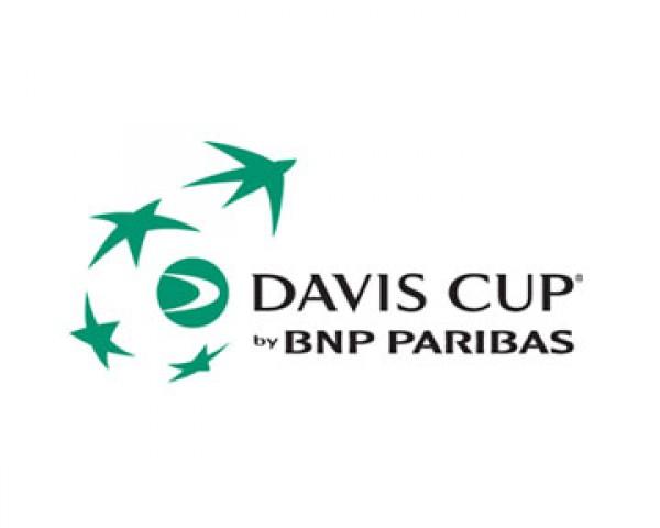 Матчи Кубка Дэвиса состоятся в Днепропетровске