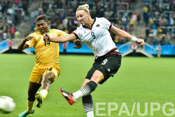 Сборная Германии с победы стартовала на Олимпиаде