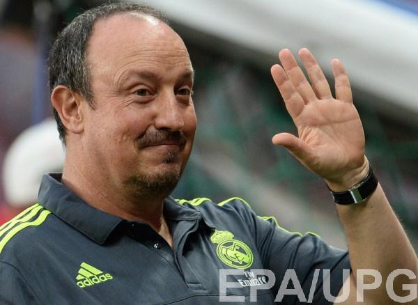 Бенитес проанализировал ситуацию в Реале