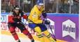 Канада - Швеция 1:2 Видео шайб и обзор матча ЧМ по хоккею