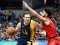 НБА: Индиана обыграла Атланту, Хьюстон сильнее Миннесоты