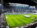 Фанаты Ювентуса устроили шикарный перформанс