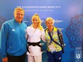 Белодед выиграла Европейские игры