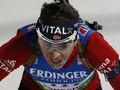 Пхенчхан-2009: Бьорндален выиграл гонку преследования, Дериземля - седьмой