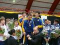 Украинские рапиристы становятся первыми в Европе