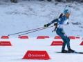 Лесюк выиграл спринт на чемпионате Украины по биатлону