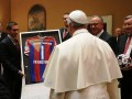 В гостях у Папы: Бавария побывала у главного католического понтифика