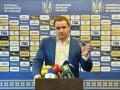 Павелко: Нужно дать время тренерскому штабу сборной