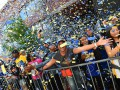 В Окленде состоялся чемпионский парад Голден Стэйт