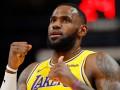 Эффектная передача Леброна на Рондо и данк Динвиди - среди лучших моментов дня в НБА
