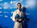 Европейские игры: Чеботарь и Мельник выиграли бронзовые медали по каратэ