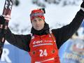 Бьорндалена признали лучшим спортсменом Норвегии в 2009 году