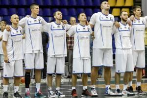 Сборная Украины узнала соперников на Евробаскет-2017