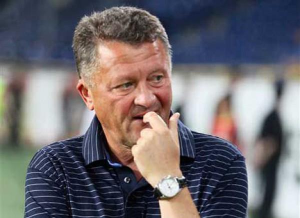 Маркевич еще пока не думает о матче с Днепром