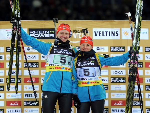 Семенов и Семеренко выиграли Рождественскую гонку