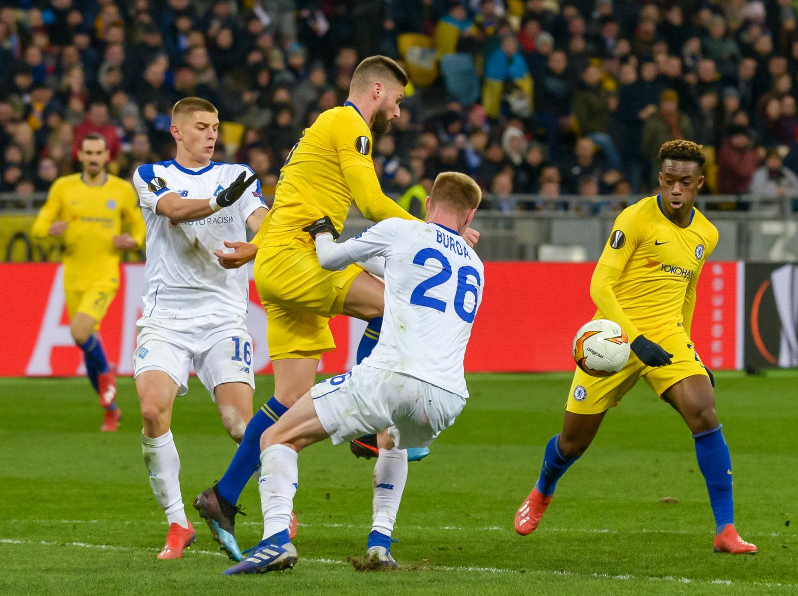 футбол динамо челси: Челси 0:5 видео голов и обзор матча Лиги Европы