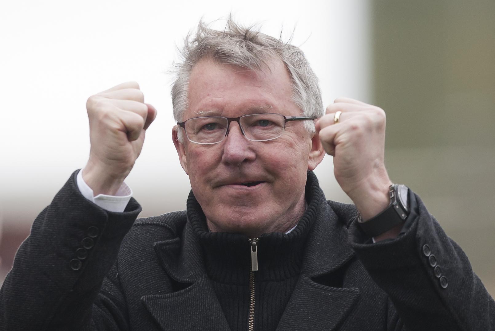 Алекс Фергюсон в четвертый раз стал лучшим тренером Англии