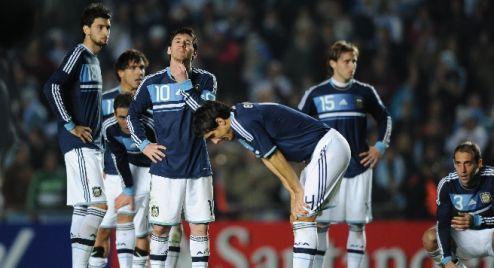 Аргентина попробует удержаться на вершине отбора