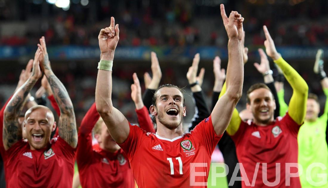 Португалия – Уэльс: Статистика встреч