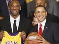 Фотогалерея: Лейкерс в гостях у Обамы