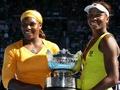 Сестры Уильямс стали четырехкратными Чемпионками Australian Open