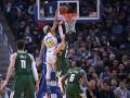 НБА: Хьюстон победил Атланту, Новый Орлеан разобрался с Чикаго