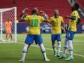 Кубок Америки: Бразилия разгромила Венесуэлу, Колумбия стартовала с победы