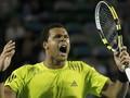 Тсонга: Надеюсь, что покажу с Роджером свой лучший теннис