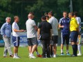 Матч Динамо — Виктория завершен на 34-й минуте