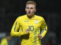 Молодежная сборная Украины одержала победу над шотландцами