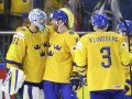 Швеция – Латвия: видео онлайн трансляция матча ЧМ по хоккею
