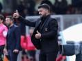 Тренер Милана наградил журналистов подзатыльниками за шутку