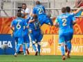 Финал ЧМ (U-20): Супряга вывел Украину вперед роскошным ударом