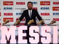 Месси стал обладателем 5-й Золотой бутсы в карьере