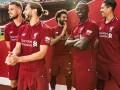 Ливерпуль представил новую домашнюю форму на сезон 2018/19