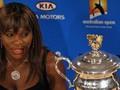 Серена Уильямс обещала посмотреть финал Федерер - Мюррей