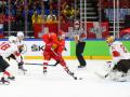 Россия – Швейцария 4:3 видео шайб и обзор матча ЧМ-2018 по хоккею