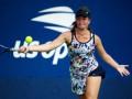 Снигур впервые в карьере вышла в полуфинал юниорского турнира Большого Шлема